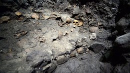 Aztec Skull Rack Found At Mexico City's Templo Mayor Site-3
