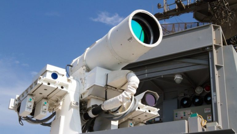 Hi_tech_Laser_Weapon System_Currently_Existing