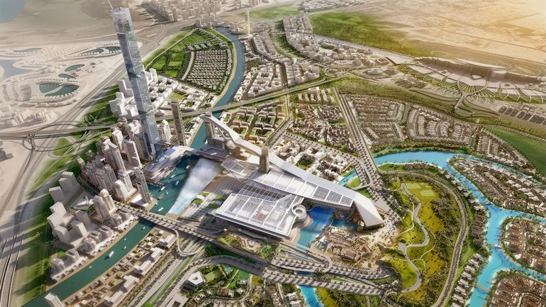 Meydan One To Be Dubai's Newest Leisure Destination-1