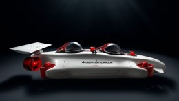 DeepFlight Build $1.5 Million Luxury Submarine Called Dragon-6