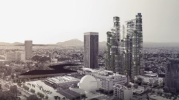 MAD Develops Plan For Stunning Vertical Village In LA-4