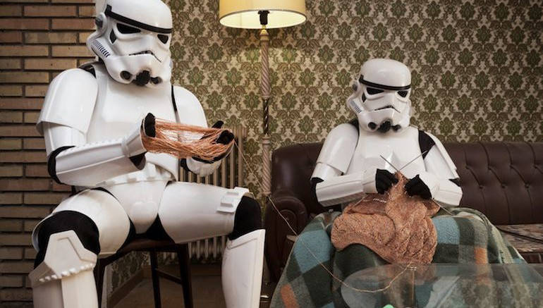 Photos Show The Startlingly Ordinary Lives Of Stormtroopers-3
