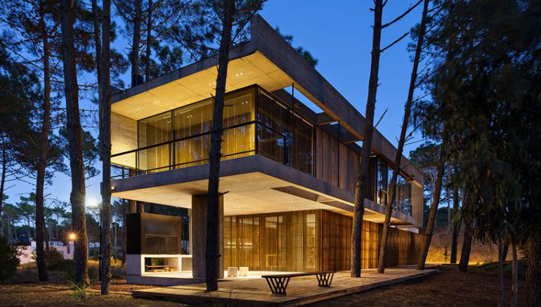 The Stunningly Rustic Marino House In Buenos Aires-10