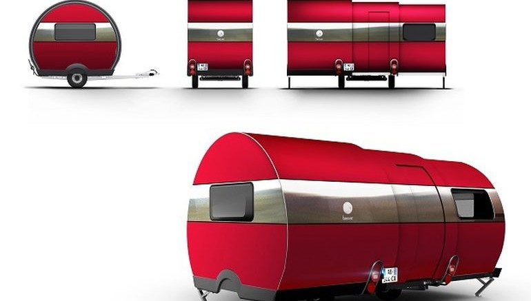 3X An Innovative, Expandable Teardrop Trailer By Beauer-17