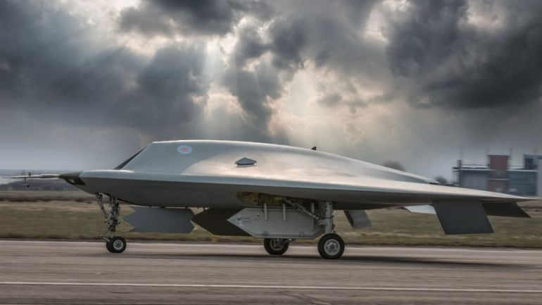 BAE's Taranis Combat Drone Is Undetectable To Radar-1