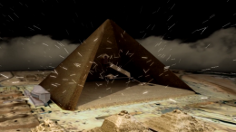 Experts To Uncover Secrets Of The Pyramids Using Cosmic Rays-1