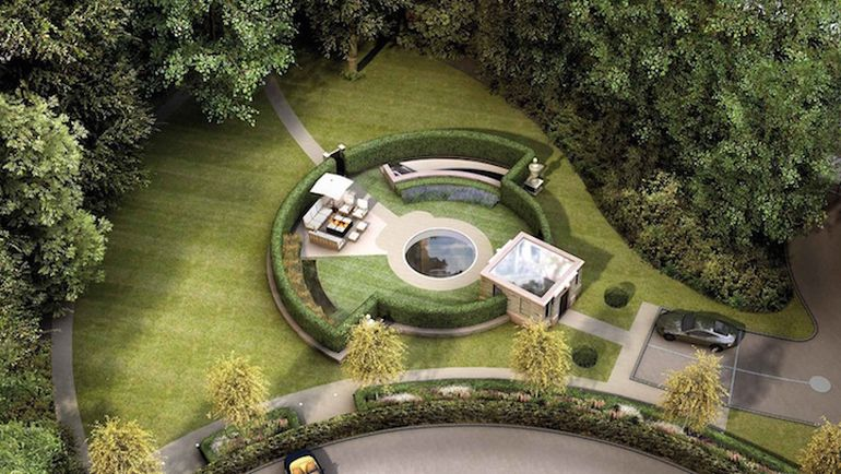 Perdu An Underground Mansion With Eco-Friendly Features-1