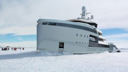 SeaXplorer A $150 Million Yacht That Can Gash Through Icebergs-1