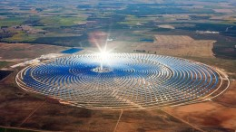 World_Largest_Concentrated_Solar_Plant_Morocco_1