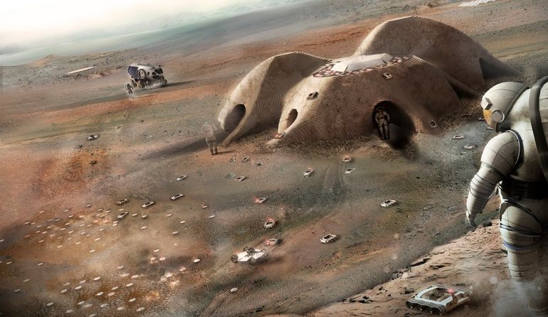 Advanced_Tech_Human_Habitation_Mars