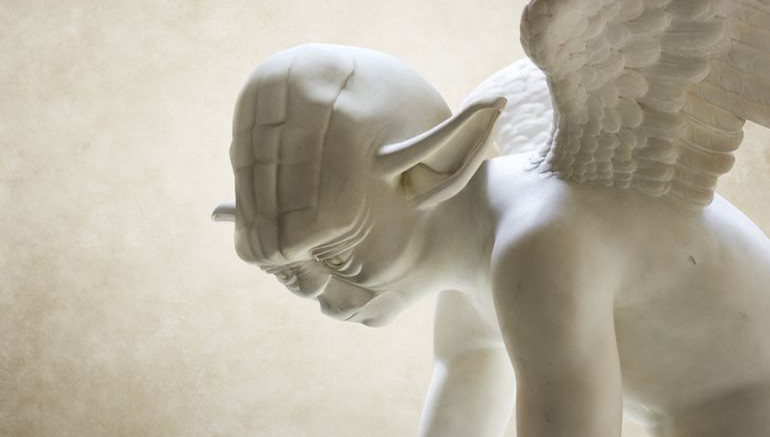 Artist Envisions Star Wars Characters As Ancient Greek Statues-1