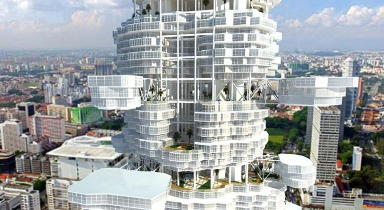 Cloud_City_Skyscraper_Futuristic_Urban_Highrise