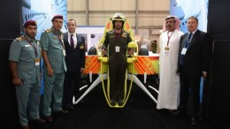 Dubai TO Equip Firefighters With Specially-Designed Jetpacks-4