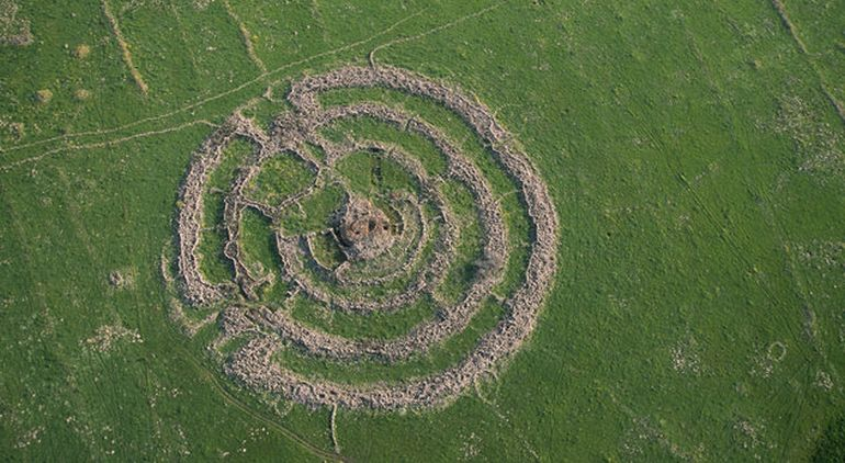 Middle East Home To Mysterious Stonehenge-Like Monument