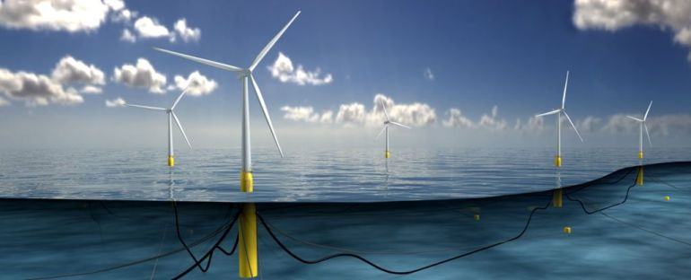 Scotland To Get The World's Largest Floating Wind Farm-2