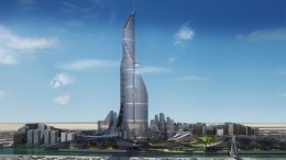 Tallest Tower, Running On Solar Power, To Be Built In Iraq-1