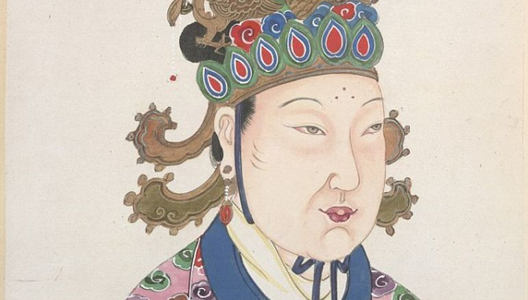 Tomb Sheds Light On The Reign Of China's Only Female Emperor-3