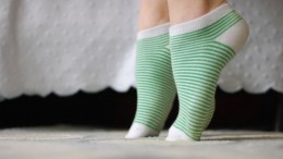 British Scientists Create Socks That Use Urine To Produce Electricity-1