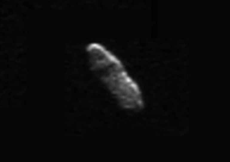Come Christmas Eve, A Giant Asteroid Will Whizz Past Earth-1