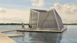 Fraunhofer To Build Net-Zero Floating Home In Germany-1