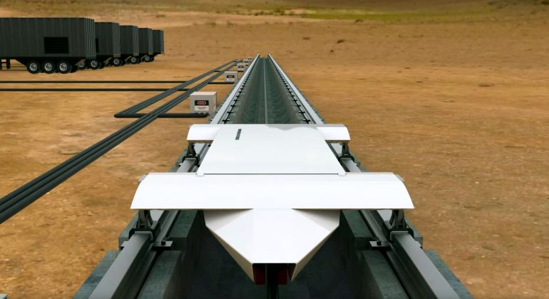 Hyperloop Technologies To Test Ultra-Fast Transport System-2