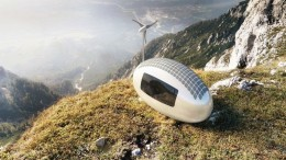 Sustainably-Powered Ecocapsule Micro Dwelling Now Up For Sale-1