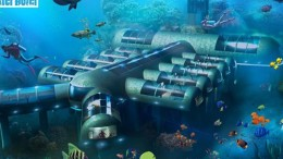 World's First Underwater Hotel Will Help Protect coral Reefs-1