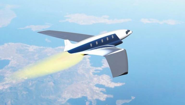 Hypersonic Aircraft Could Fly From NYC To London In 11 Minutes-1