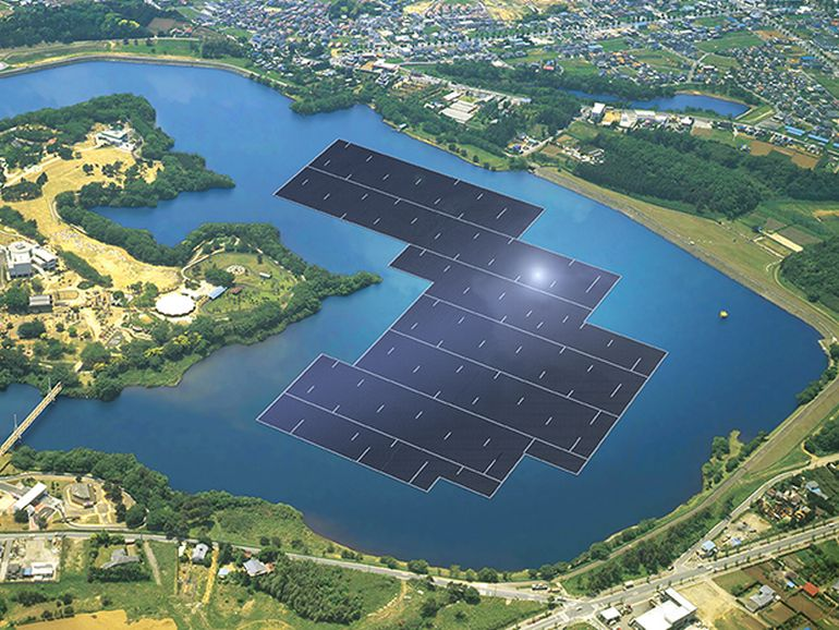 Japan Will Soon Welcome The World S Largest Floating Solar