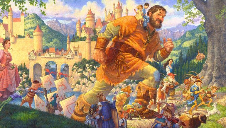 Many Of Our Favorite Fairy Tales Originated Before The Bible-1