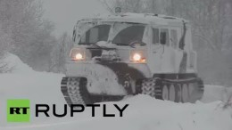 Russia Procures Sturdy Arctic ATV That Looks Like A Tank-1