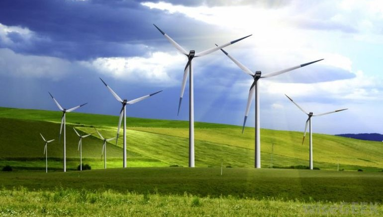 Europe S Largest Onshore Wind Farm Network To Be