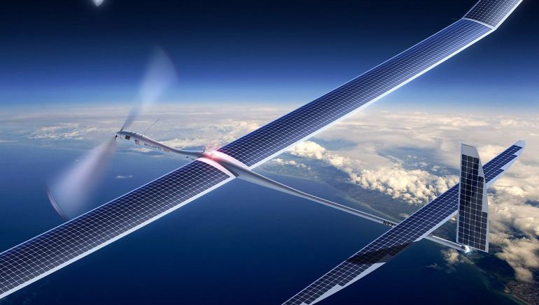 Google Developing Technology For 5G Internet Beamed From The Sky-1