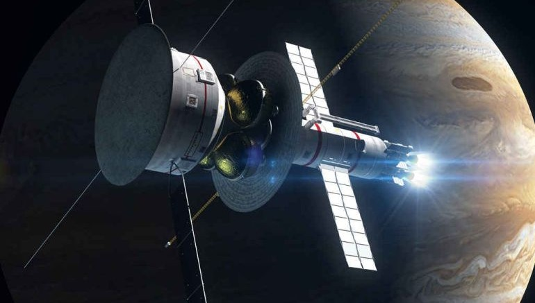 NASA's New Propulsion System Could Take Humans To Mars In 3 Days-3