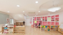South Korea's Flower Kindergarten Boasts Brilliantly Playful Interiors-10