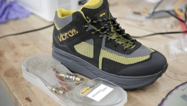 Special shoes could harvest energy from footsteps to power mobile electronic devices-1