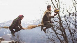 Teacher Makes His Students' Dream Of Playing Quidditch Comes True-7