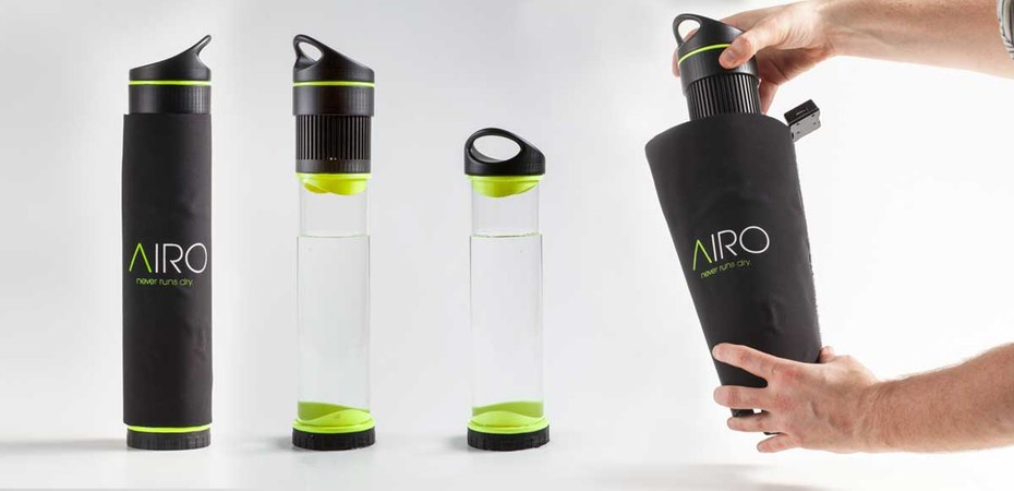 Thirsty Take A Sip From This Innovative Self-Filling Water Bottle-8