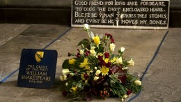Filmmakers Undertake Radar Survey Of Shakespeare's Cursed Grave-2