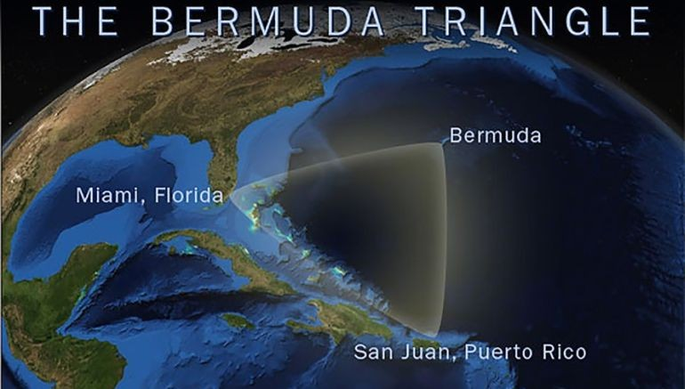 Undersea Methane Explosions Linked With Bermuda Triangle Mystery-2