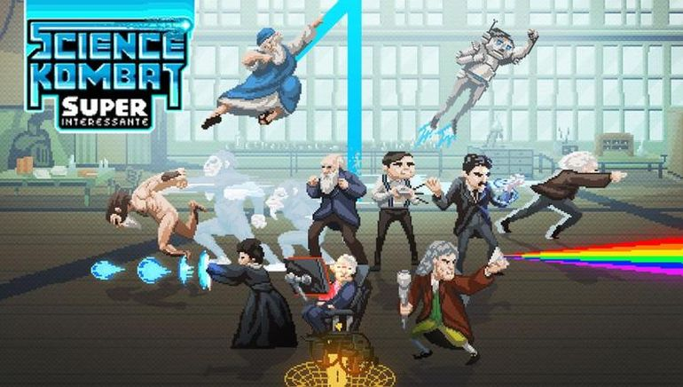 Arcade Game Allows You To Fight It Out As Your Favorite Scientist-7