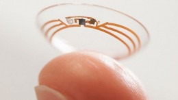 Engineers At Samsung To Build Camera-Fitted Smart Contact Lenses-1