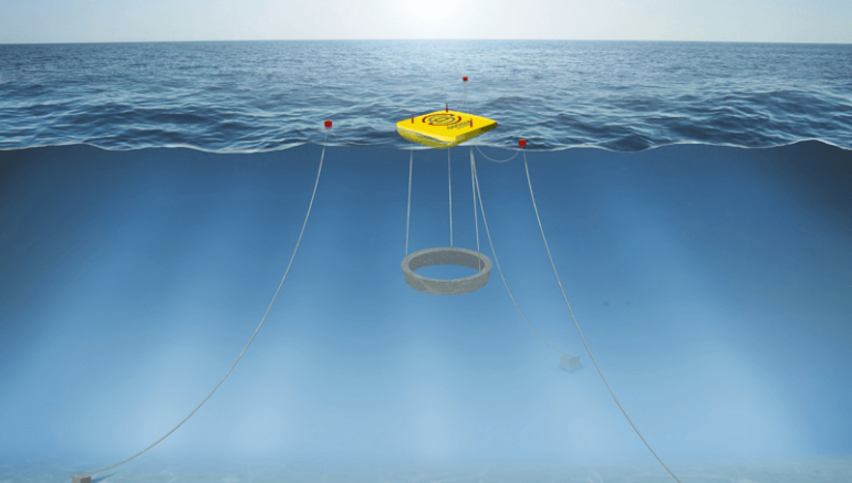 Oscilla Power Designs Triton, A Powerful Wave Energy Harvester-1