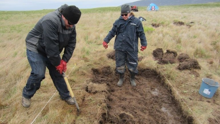 Satellite Imaging Points To Possible Viking Site In Canada-1