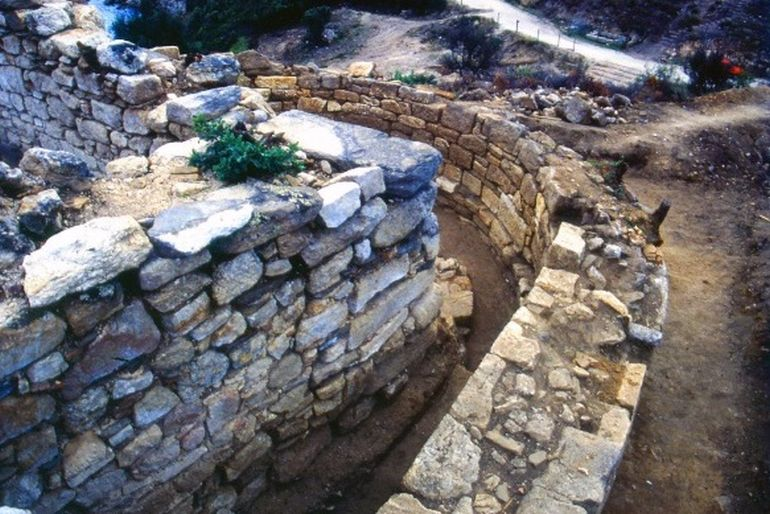 Researchers Might Have Discovered Aristotle's Tomb In Macedonia-1