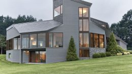 The Berkshire Mountain House Is Shaped Like The Fibonacci Spiral-1