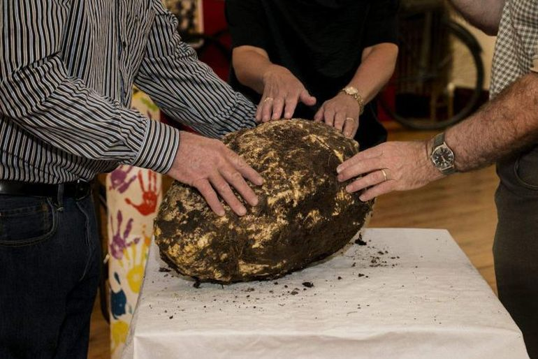 2,000-Year-Old Butter Uncovered In Irish Peat Bog Is Still Edible-2