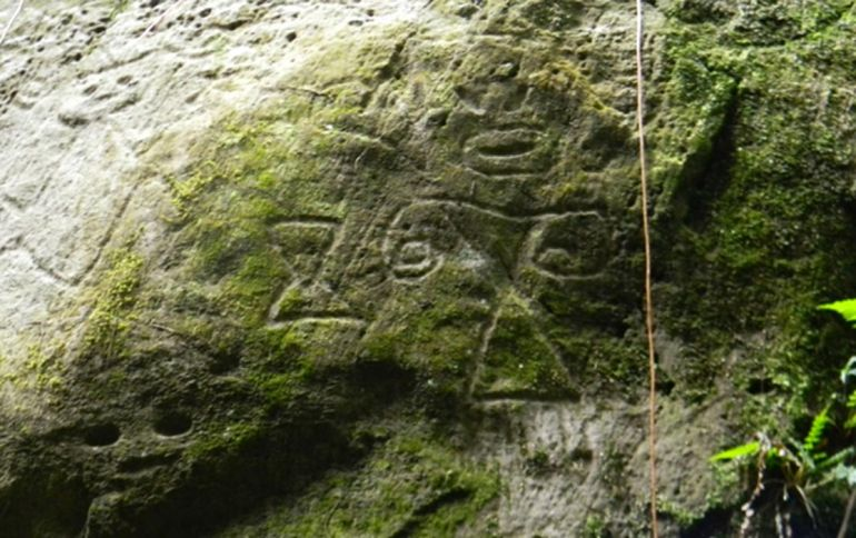 Ancient Rock Art Found In The Caribbean Island Of Montserrat-1