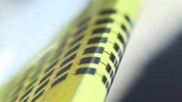 Super-Thin Solar Cells Can Be Wrapped Around A Pencil-1