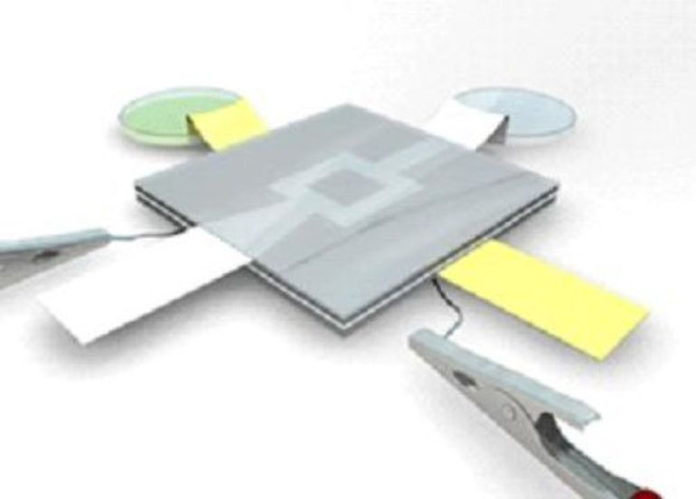 Paper-Based Microbial Fuel Cells Can Produce Current On Their Own-1